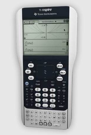 TI-Npire with Touchpad Graphing Calculator