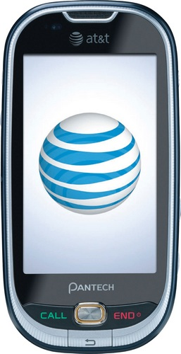 AT&T Pantech Ease QWERTY Messaging Phone