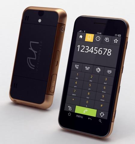 Aava Mobile Smartphone platform MeeGo