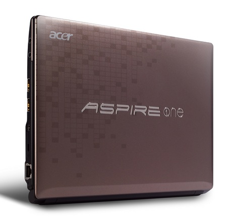 Acer Aspire One AO521 AMD Netbook 1