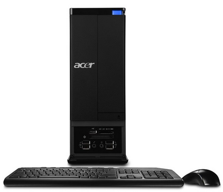 Acer Aspire X3 desktop PC