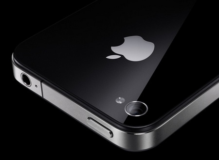 Apple iPhone 4 camera lens