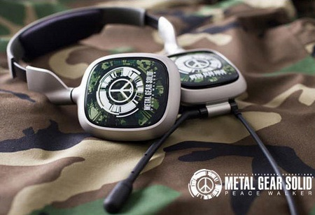 Astro A30 Headset MSG Peace Walker Edition