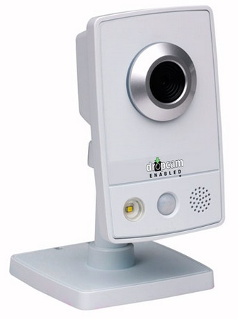 Dropcam Echo WiFi Security Camera