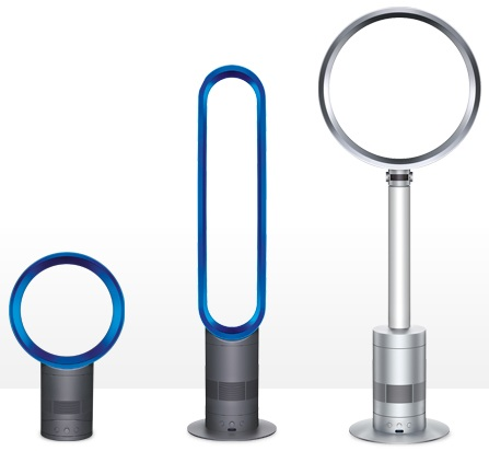 Dyson Air Multiplier Blade-less Fans