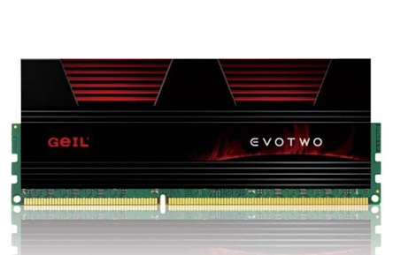 GeIL DDR3 Gaming Series EVO TWO Memory Kit