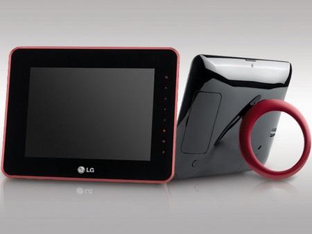 LG F7010-PN digital photo frame