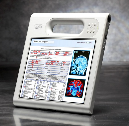 Motion Computing C5v rugged Mobile Clinical Assistant