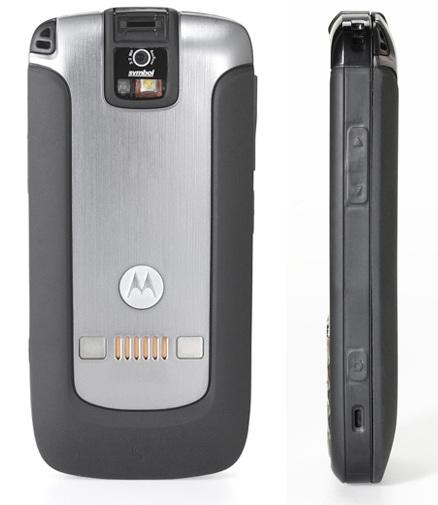 Motorola ES400 Enterprise Digital Assistant back