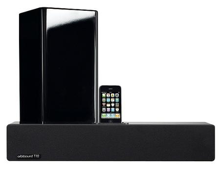 Orbitsound T12 v2 Soundbar with iPod dock