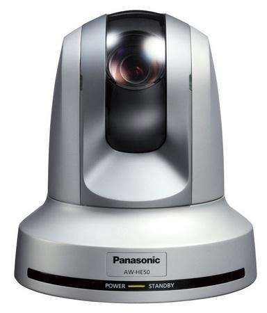 Panasonic AW-HE50 Pan Tilt Zoom Cameras 1