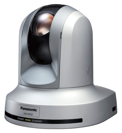 Panasonic AW-HE50 Pan Tilt Zoom Cameras