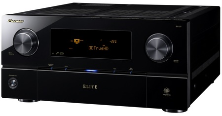 Pioneer 2010 Elite AV Receivers