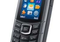 Samsung Xcover E2370 Rugged Phone with 67-day Standby