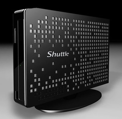 Shuttle X350 Slim PC with ION 2 and DVD Drive