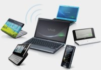 Sony VAIO Z and VAIO Y Series Notebooks gets built-in Mobile Hotspot Capability