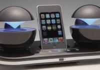 Speakal iCrystal iPod Speaker System
