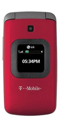 T-Mobile LG GS170 Clamshell