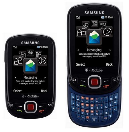 T-Mobile Samsung Smiley SGH-T359 Messaging Phone