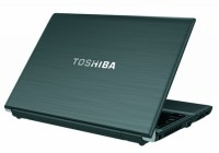 Toshiba Portege R700 Lightweight, Ultraportable Notebook with DVD Drive lid