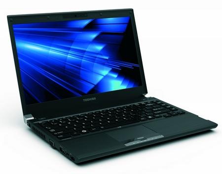 Toshiba Portege R700 Lightweight, Ultraportable Notebook with DVD DriveToshiba Portege R700 Lightweight, Ultraportable Notebook with DVD Drive