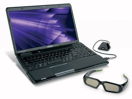 Toshiba Satellite A665 3D Edition Notebook