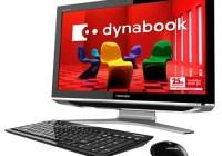 Toshiba dynabook Qosmio DX-98M All-in-one PC