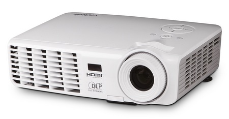 Vivitek D513W and D537W Lightweight Projectors