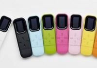 iRiver T8 Candy Bar MP3 Player 1