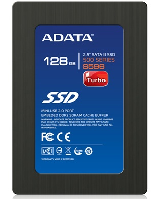 A-DATA S596 Turbo 2.5-inch SSD