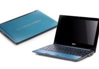 Acer Aspire One D255 packs Atom N550