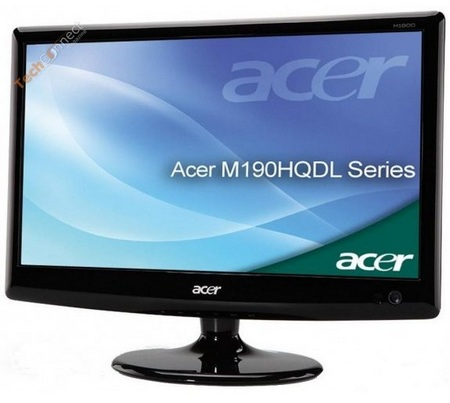 Acer M0 Series LCD TV Monitors