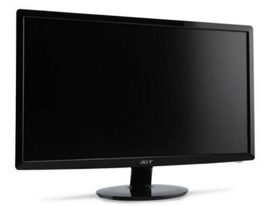 Acer S1 Series Ultra Thin LED Displays