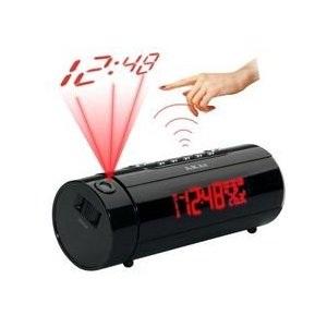 Akai ARP-140 Radio Alarm Clock projects time