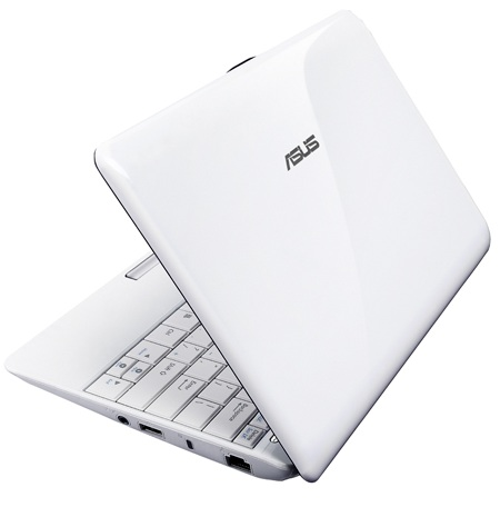 Asus Eee PC 1005PX Seashell Netbook white