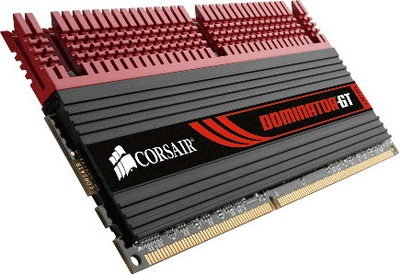 Corsair Dominator GT GTX6 DDR3 Memory
