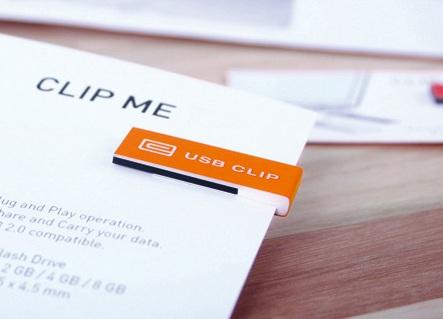 Emamidesign USB Clip Flash Drive 1
