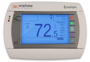 Enphase Energy Environ Smart Thermostat