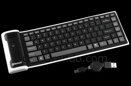 Flexible Bluetooth Mini Keyboard 1