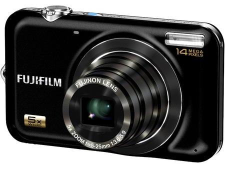 FujiFilm FinePix JX280 Digital Camera black
