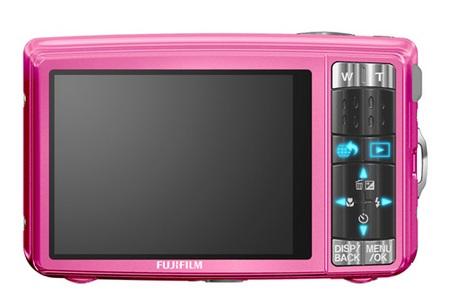 FujiFilm FinePix Z80 Stylish and Colorful Digital Camera back