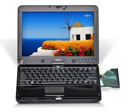 Fujitsu Lifebook TH700 Tablet PC dvd burner