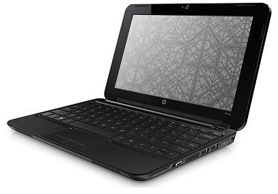 HP Mini 110 and Mini 210 HD Now pack Atom N455 N475