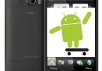 HTC HD2 running Android 2.1 and Android 2.2 Froyo