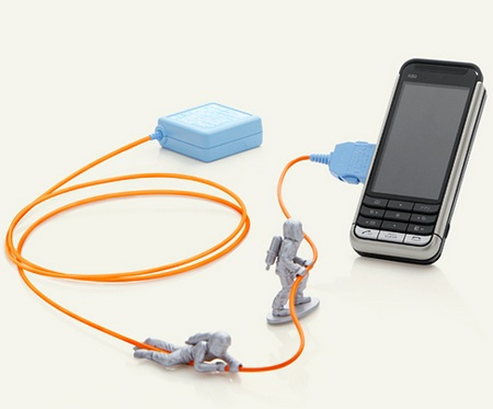 KDDI Rangers AC Adapter for iida phones