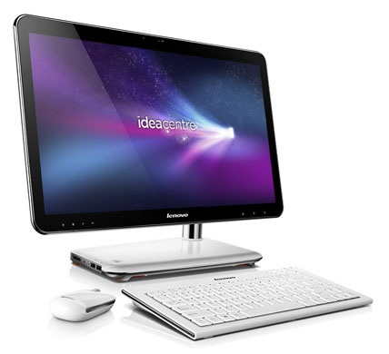 Lenovo IdeaCentre A310 All-in-One PC Hits Japan