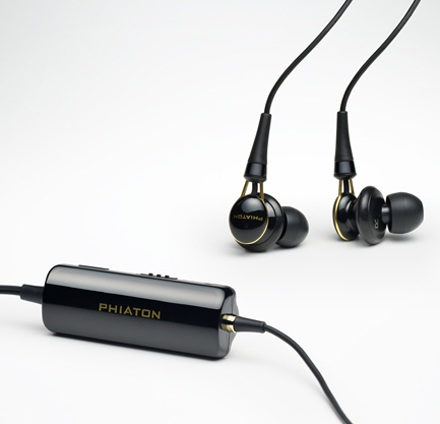 Phiaton PS 20 NC Earphones with Noise Blocker