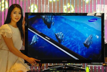 Samsung Fabrizio PAVV PN50C680G5F and PN50C490B3D 3D Plasma HDTVsSamsung Fabrizio PAVV PN50C680G5F and PN50C490B3D 3D Plasma HDTVs