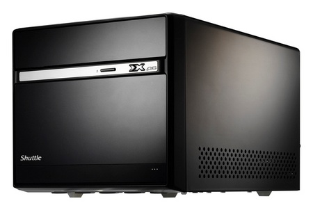 Shuttle XPC SH55J2 Barebone PC 1