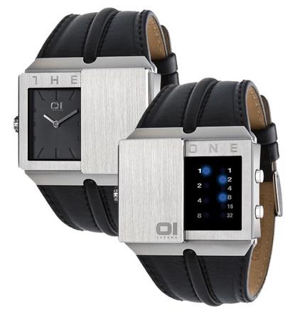 ThumbsUp Binary Slider SD102B1 Watch